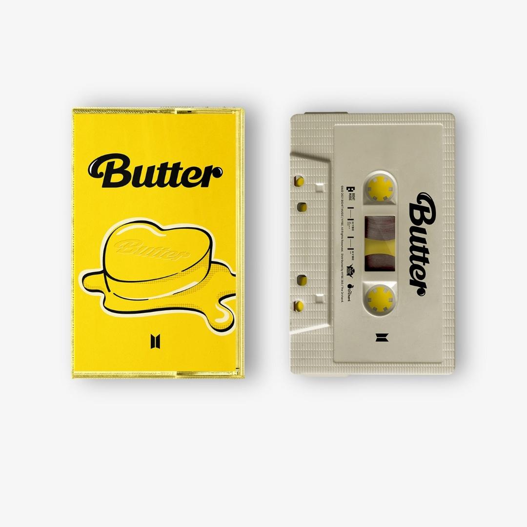 BTS Butter Cassette