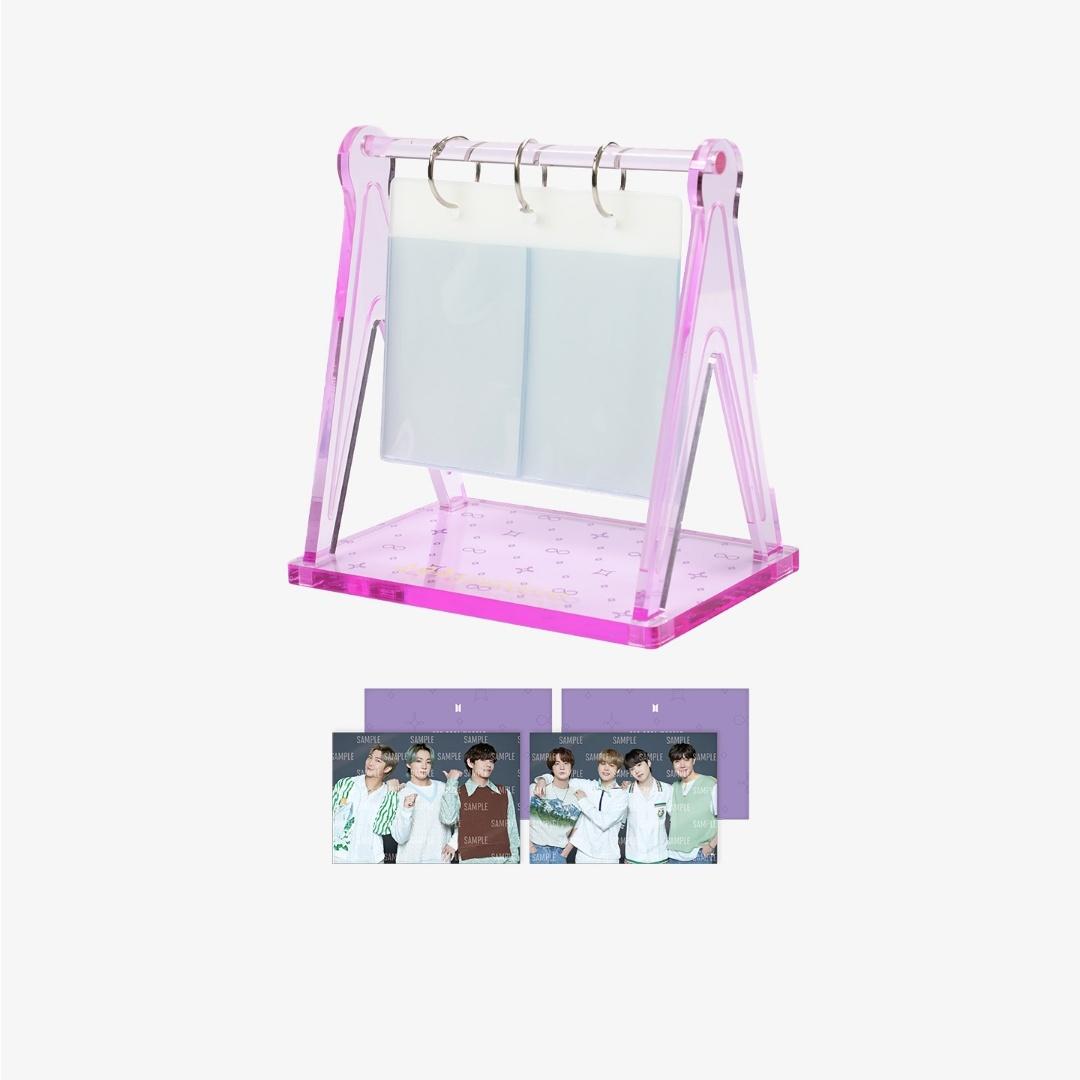 BTS SoWooZoo Stand Photocard Binder