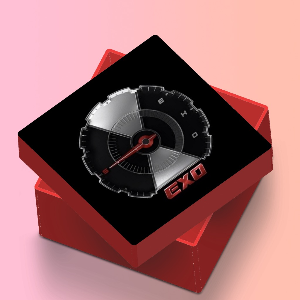 Exo Dont Mess Up My Tempo Box